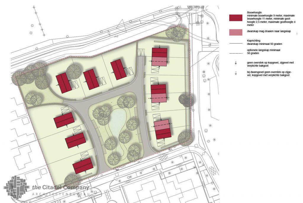Landschap en Stedenbouw_beeldkwaliteitsplan Agnietencollege Nieuwleusen