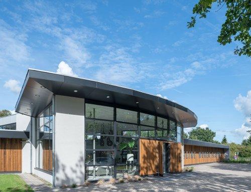 Gevelrenovatie Seine Wonen Heino