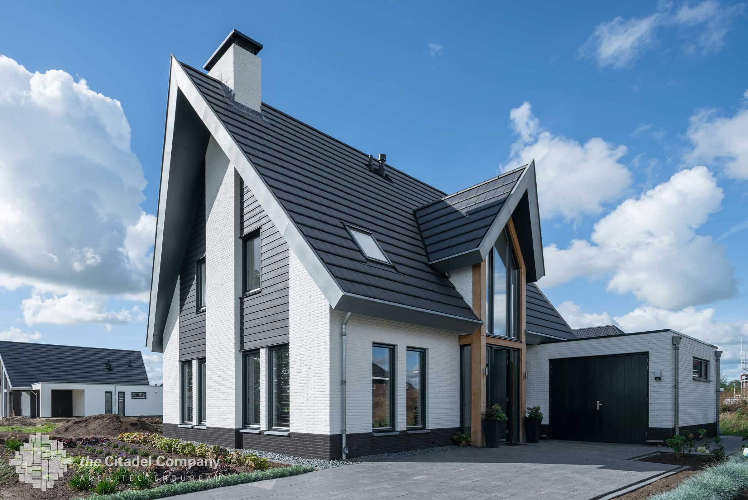 Moderne vrijstaande woning Raalte