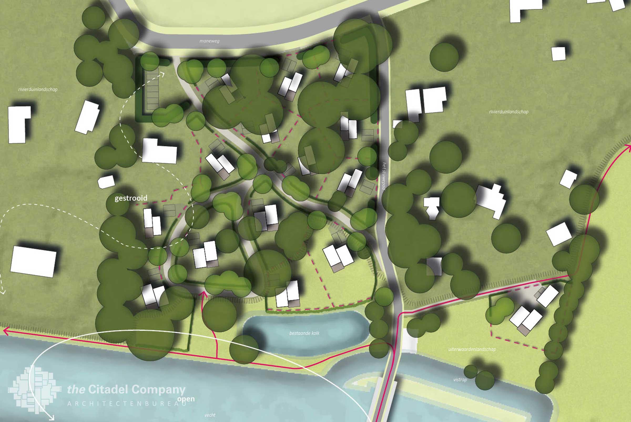 Beeldkwaliteit Park't Holt Dalfsen_ontwerp