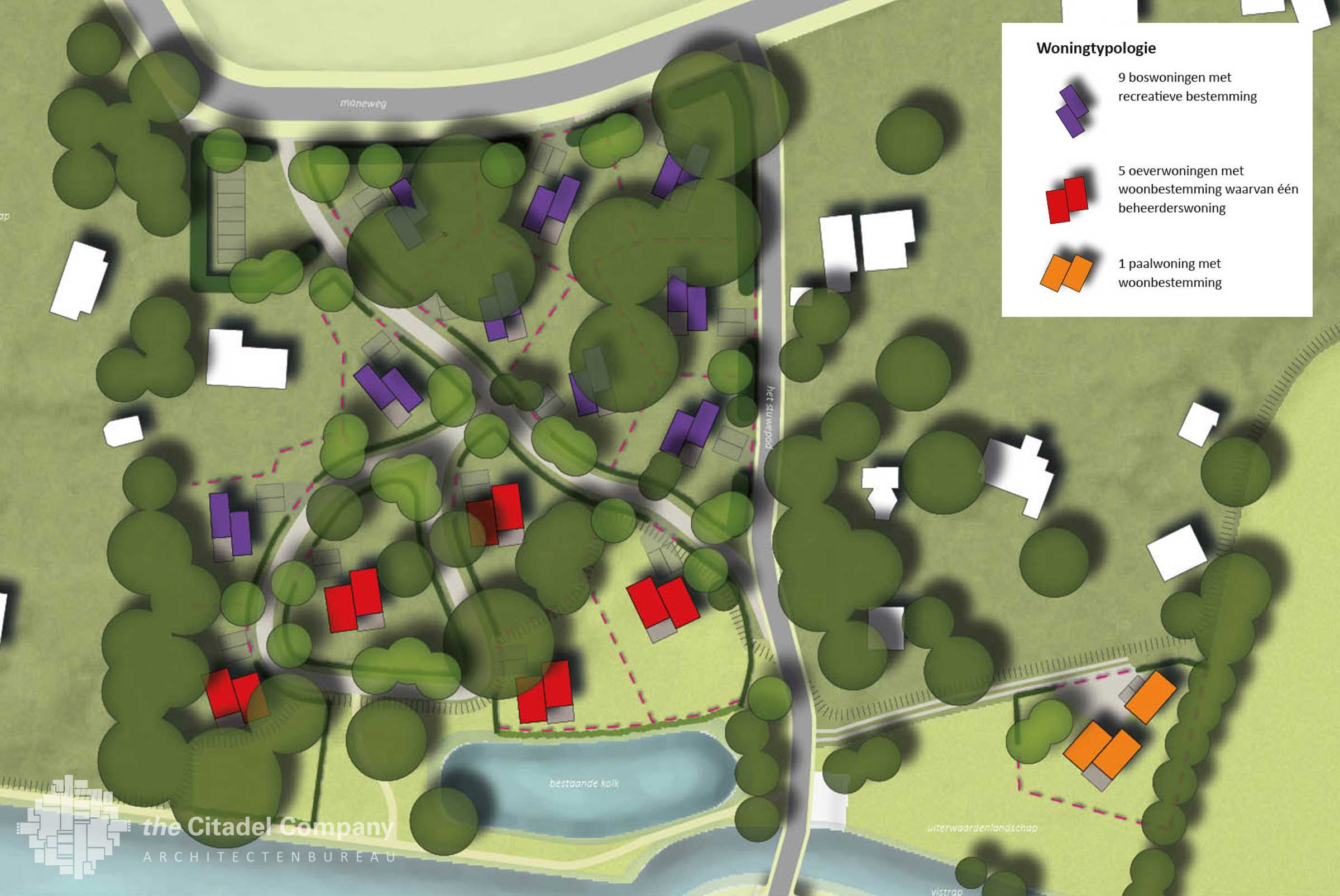 Beeldkwaliteit Park't Holt Dalfsen_Typologie