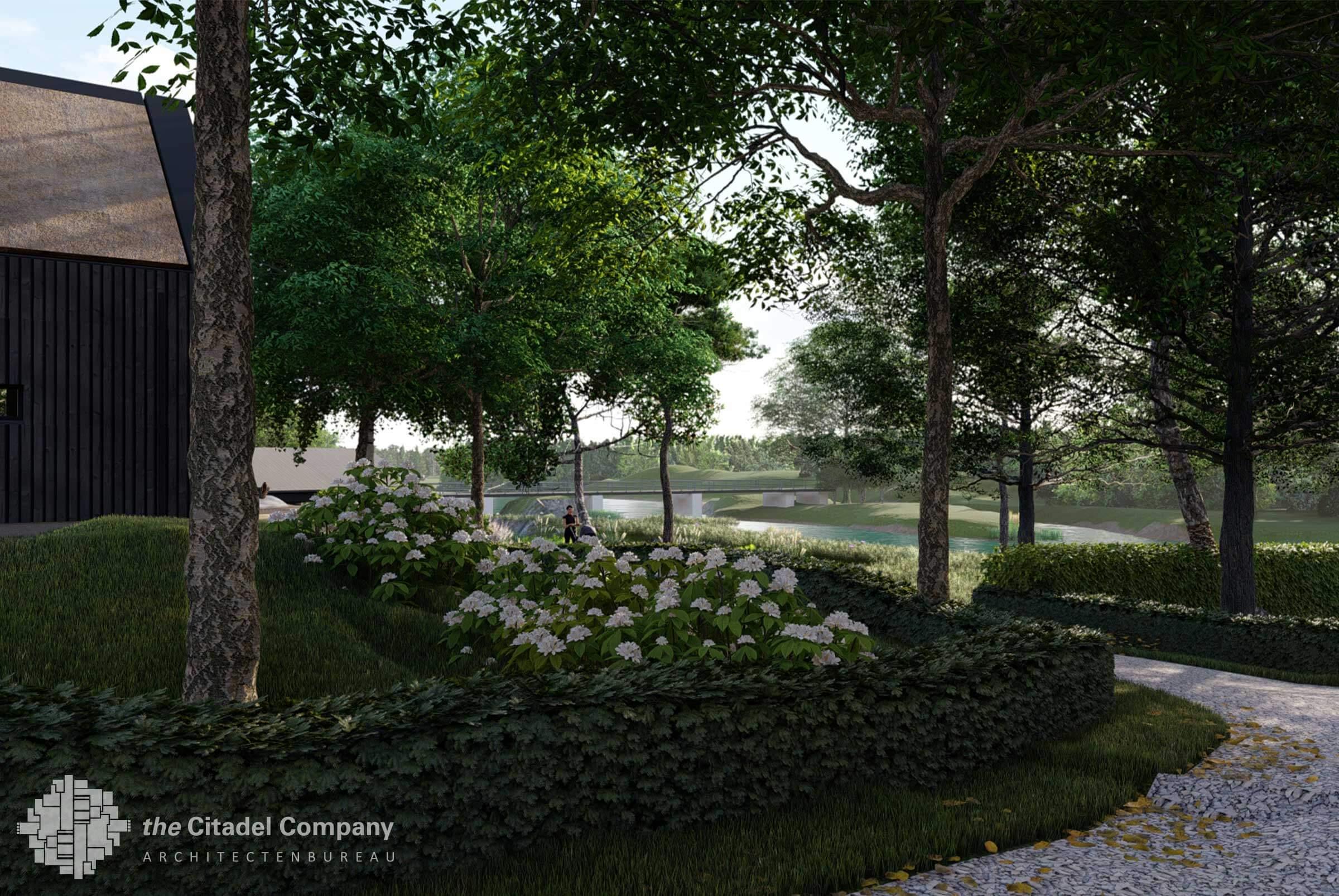 Beeldkwaliteit Park't Holt Dalfsen_Sfeer