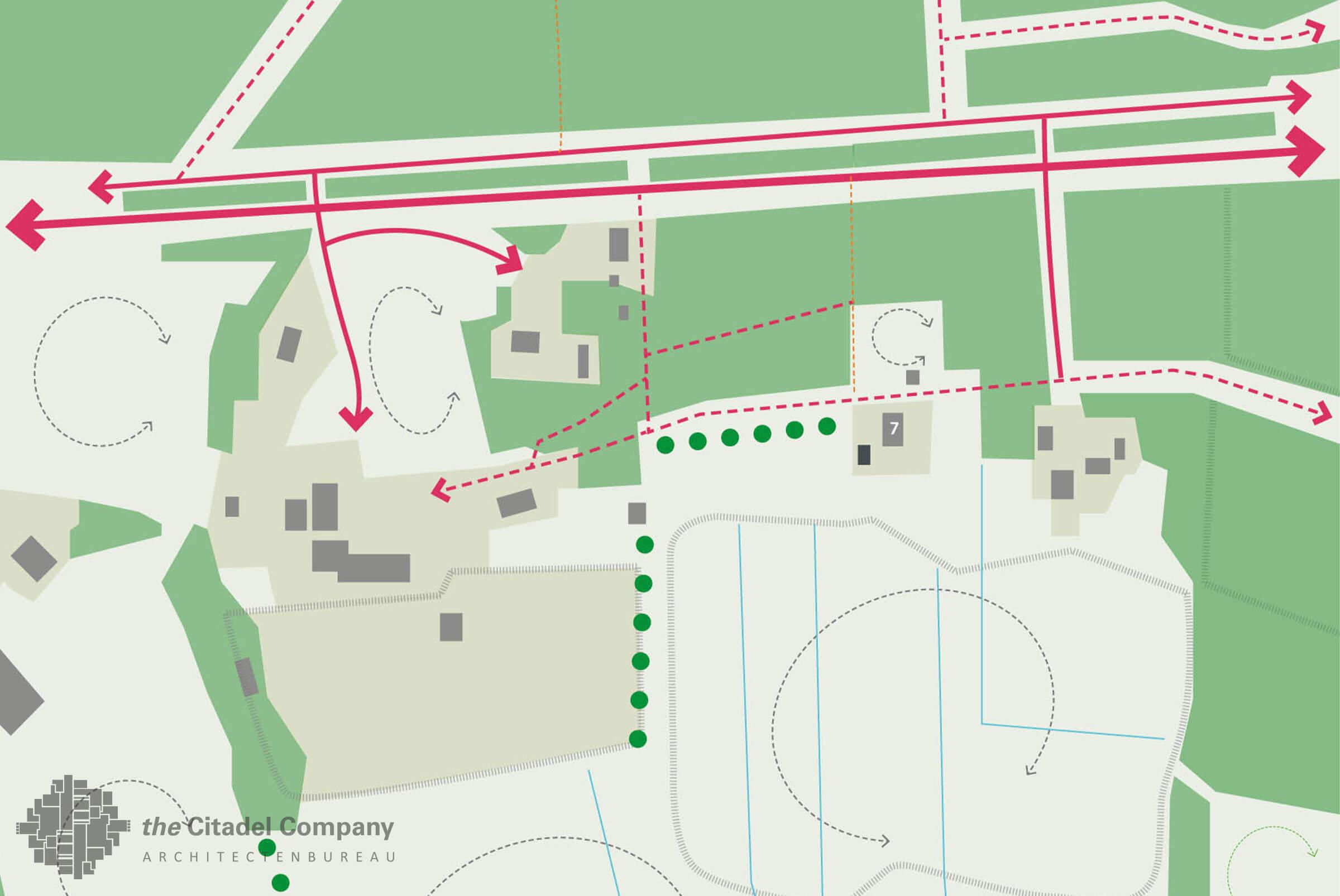 Landschappelijk inrichtingsplan Ommen_visie