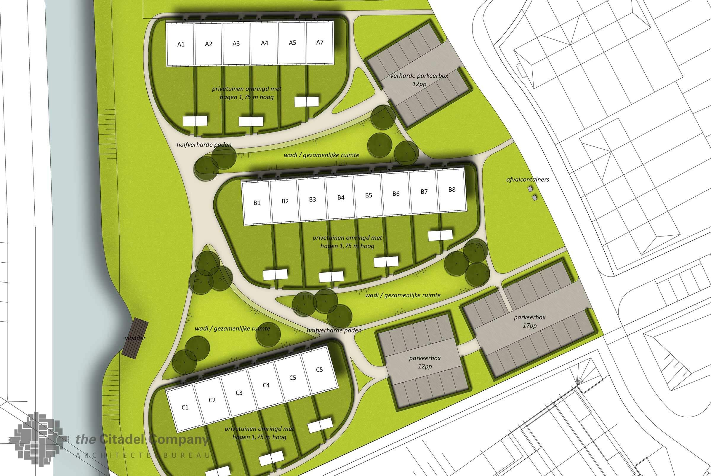 Stedenbouwkundig plan Vrij Werkeren Zwolle_Ontwerp