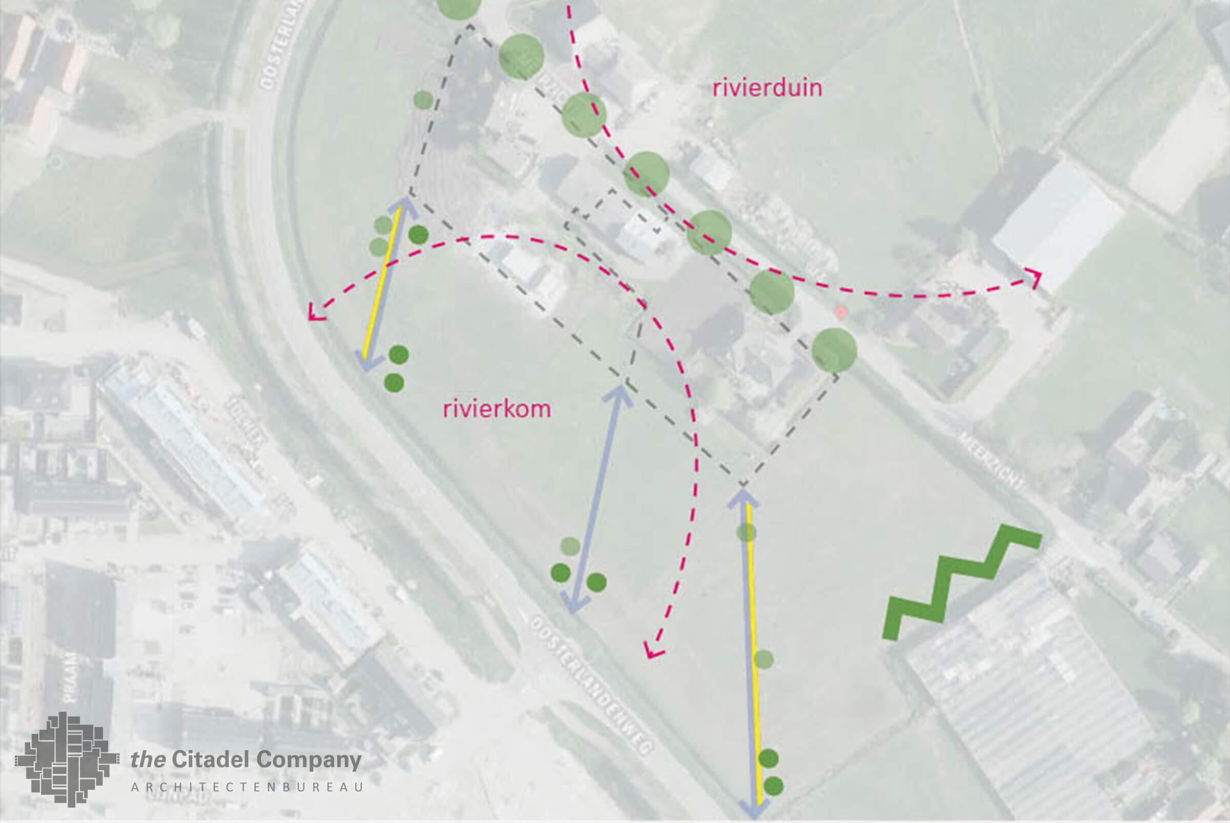 Landschappelijk inrichtingsplan Kampen_visie