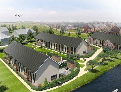 Stedenbouwkundig plan Vrij Werkeren, Zwolle