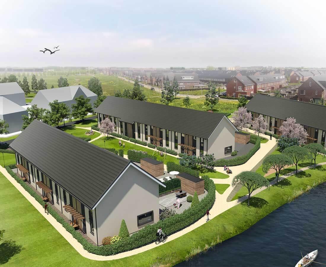 Stedenbouwkundig plan Vrij Werkeren Zwolle