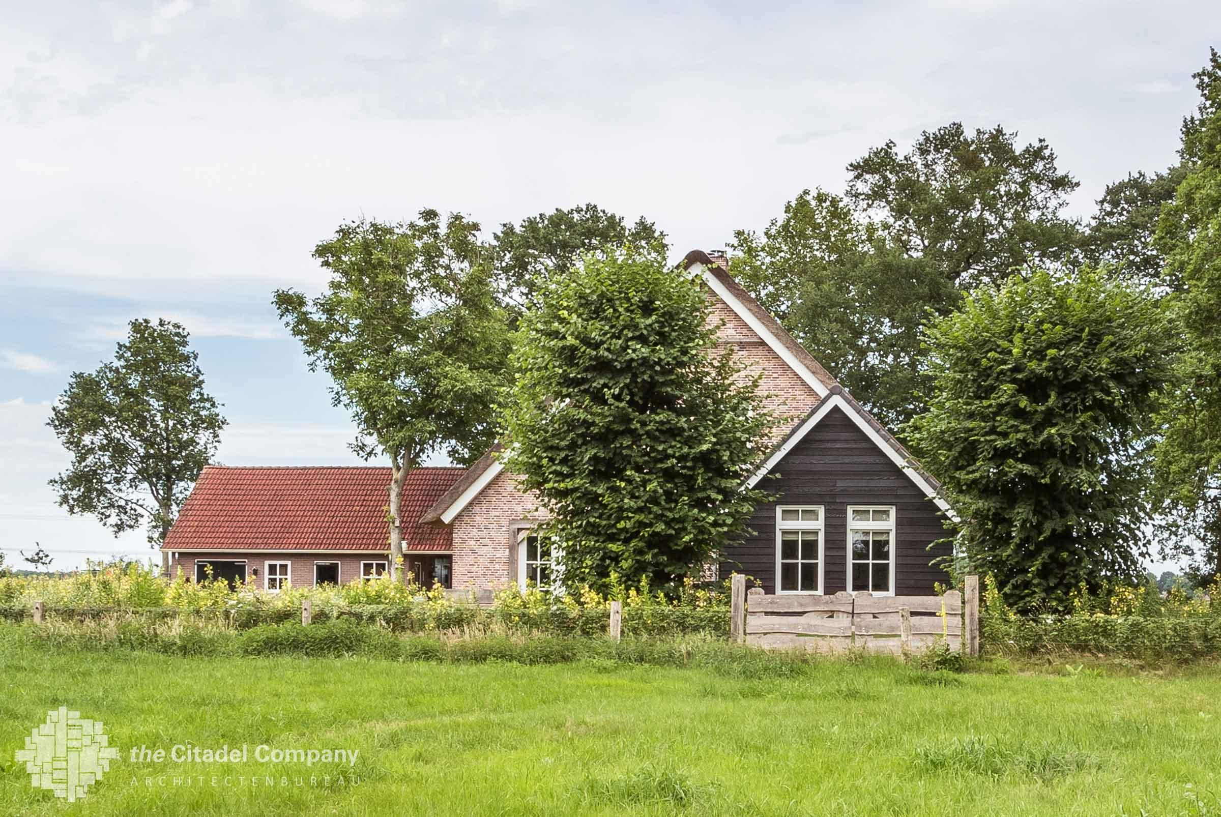 Authentieke landelijke woning Lemelerveld