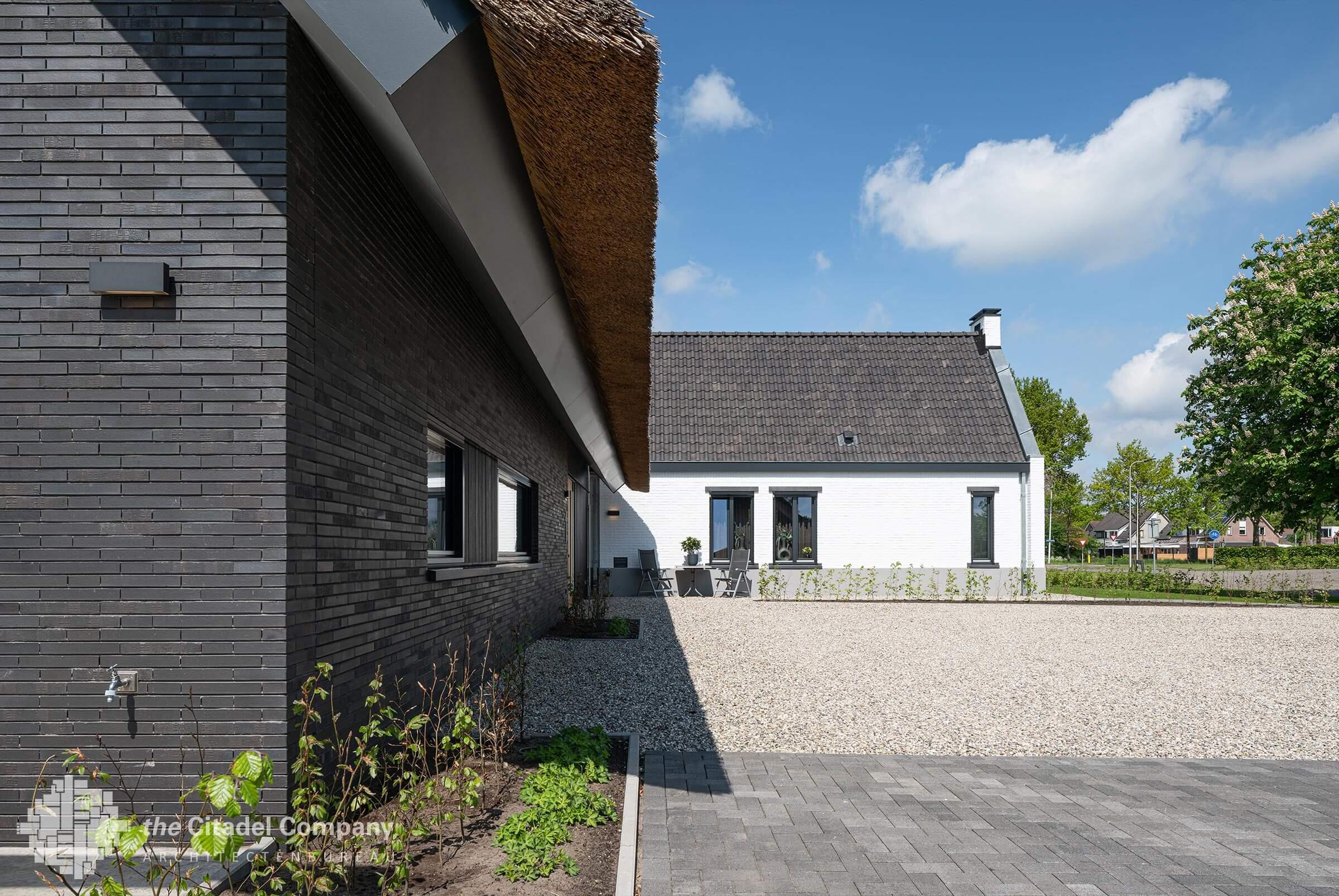 Architectuur_Modern landelijke woning IJsselmuiden