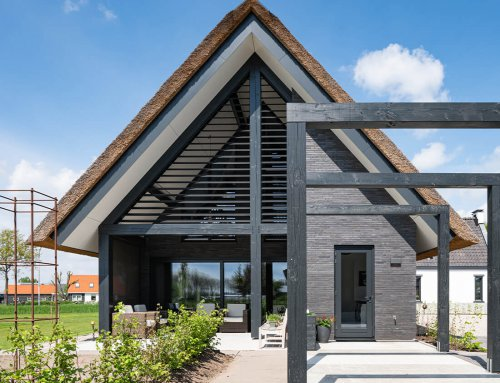 Moderne landelijk woning IJsselmuiden