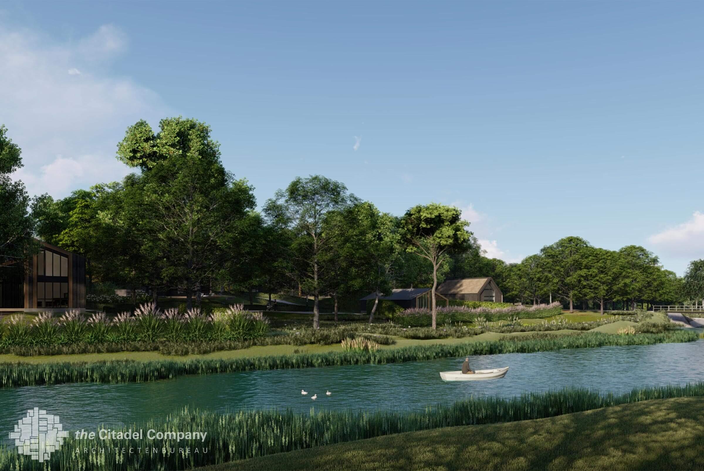 Herontwikkeling Park 't Holt, Dalfsen
