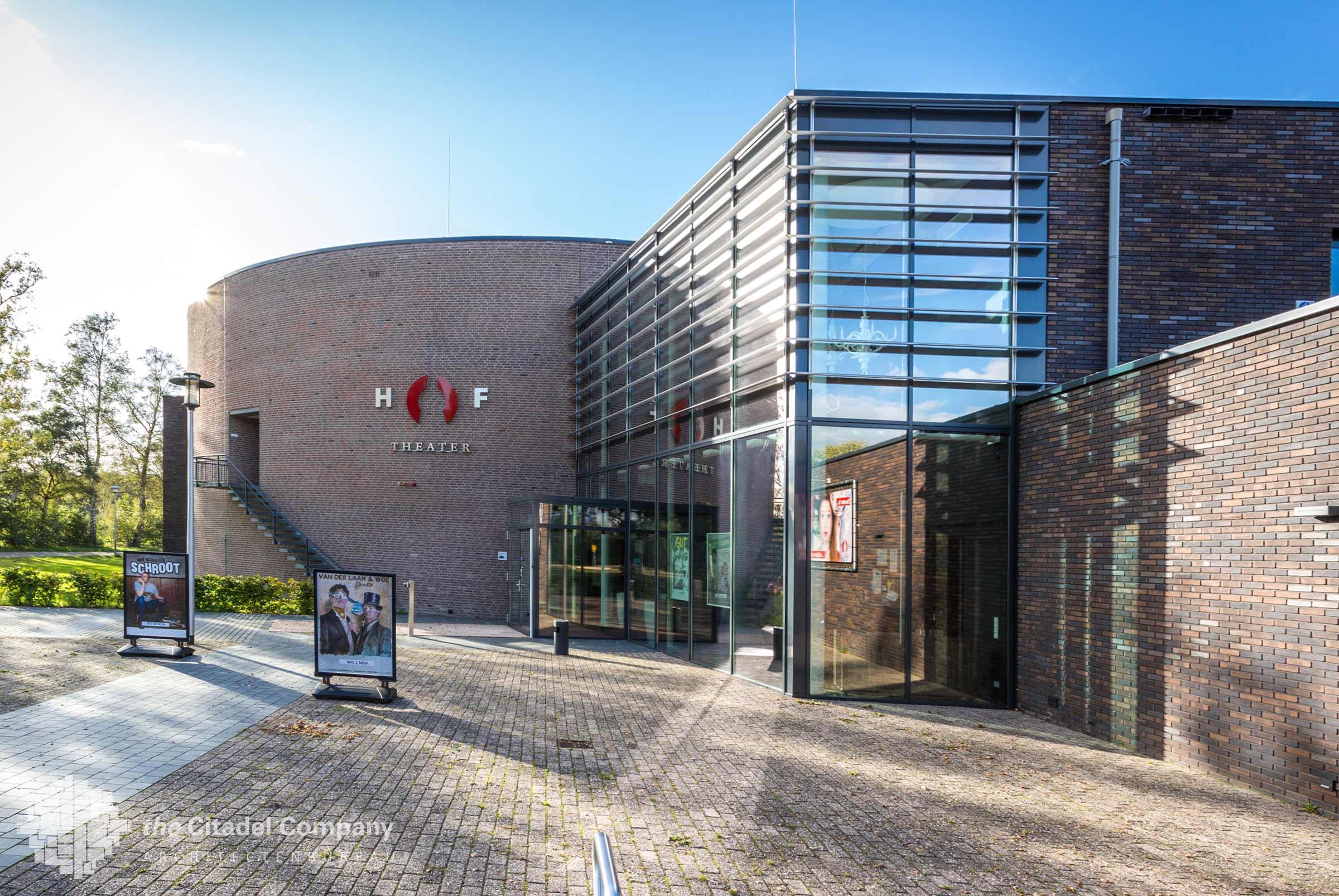 Verduurzaming en vernieuwing Hoftheater Raalte