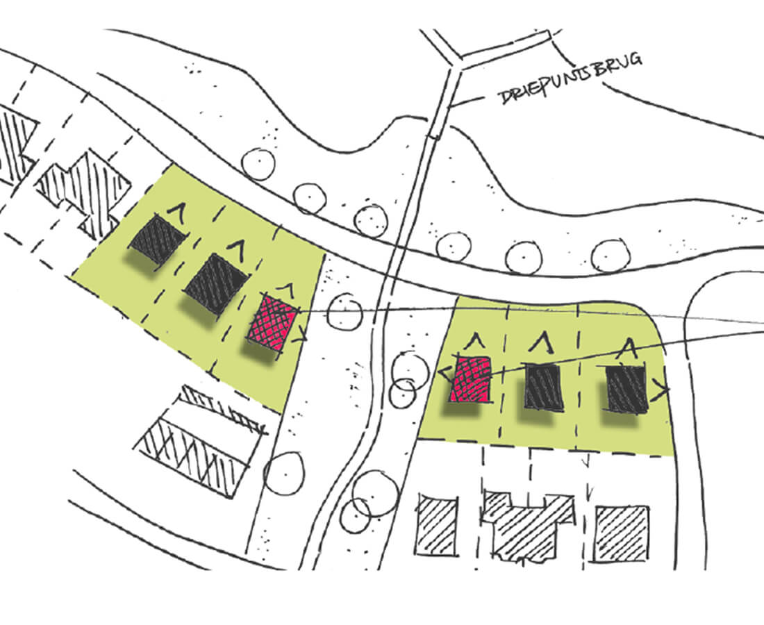 Modellenstudie Driepuntsbrug Lemelerveld