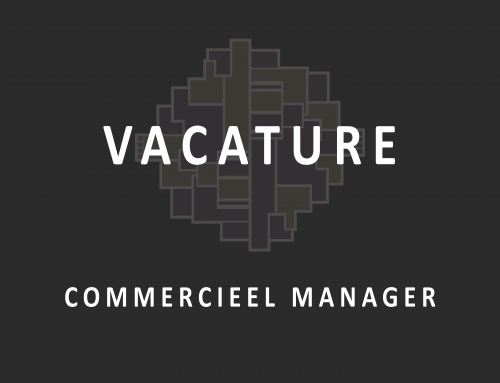 Vacature | Commercieel manager